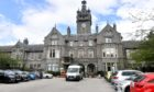 Woodend hospital in Aberdeen