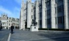 Council chiefs are frustrated Aberdeen is set to remain in level two.