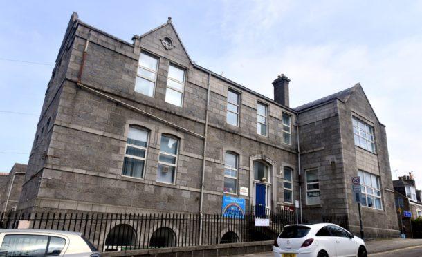 Ferryhill Primary School.