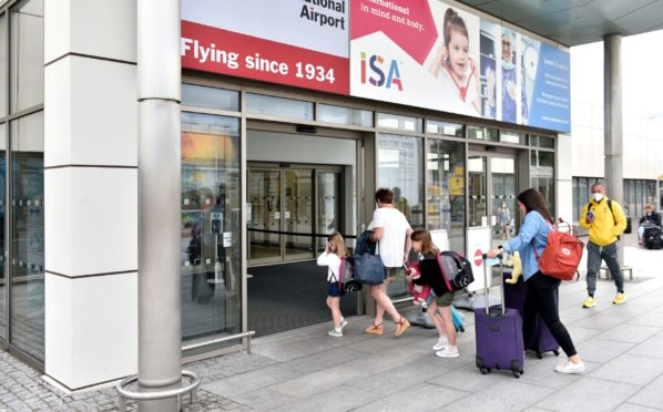 Aberdeen International Airport has already called for the policy to be introduced.