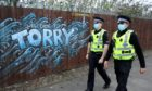 More than 500 police officers in the north-east have had to take time off because of Covid-19.