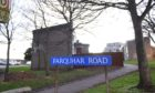 The incident happened at an address on Farquhar Road.