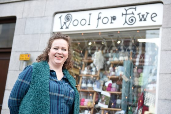 Faye Howard from Wool for Ewe
