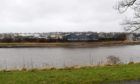 The site of the proposed development on the banks of the Dee. Picture: Kath Flannery.