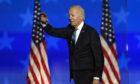 Democrat Joe Biden has been declared as President-Elect