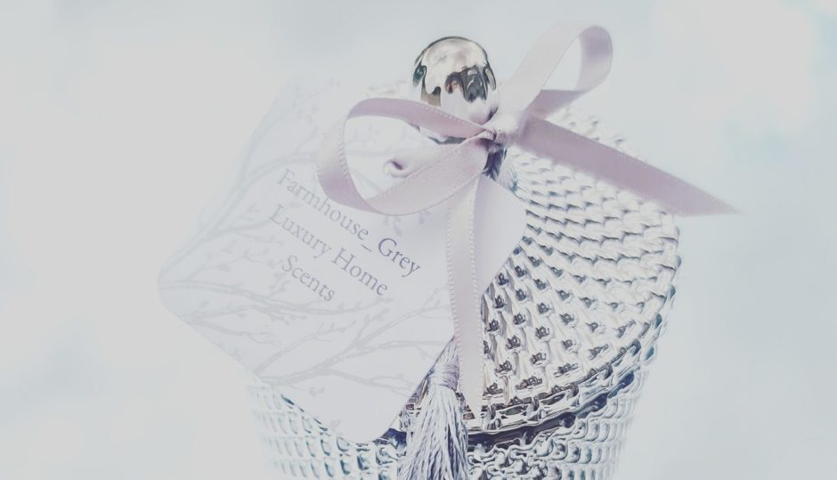 Farmhouse_grey Luxury Home Scents offers candles, reed diffusers, car perfumes, wax melts and warmers