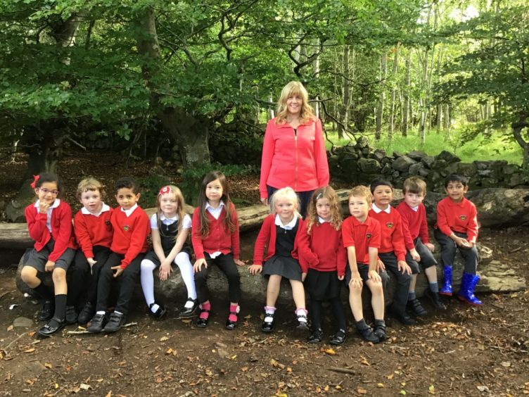 Kingswells Primary: P1/2CH with Mrs Hepburn