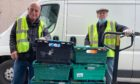 CFINE has distributed nearly 800 tonnes of food.