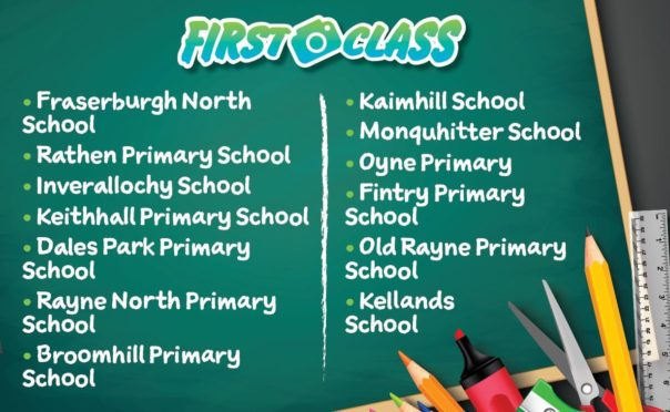 First Class 2020: All the primary one pictures featured on Tuesday November 10