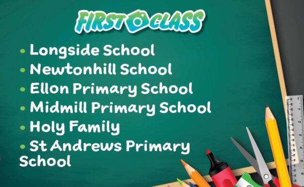 First Class 2020: All the primary one pictures featured on Thursday November 12