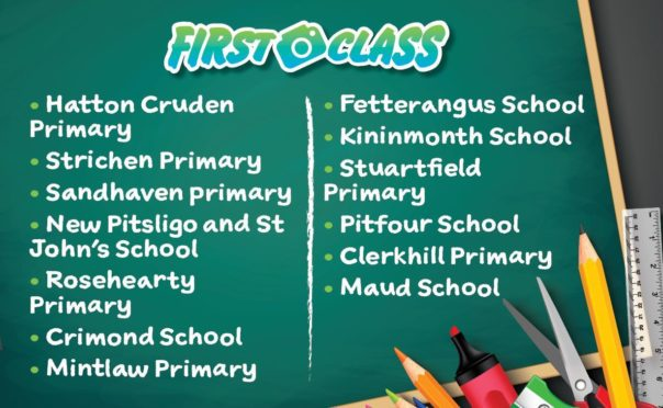 First Class 2020: All the primary one pictures featured on Tuesday November 3