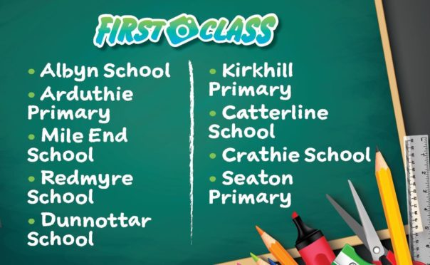 First Class 2020: All the primary one pictures featured on Friday October 30