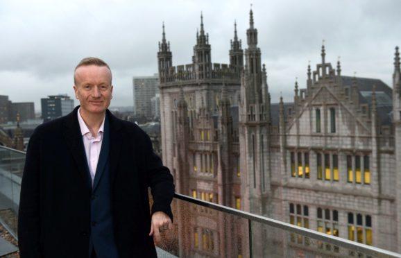 Aberdeen Inspired chief executive Adrian Watson.