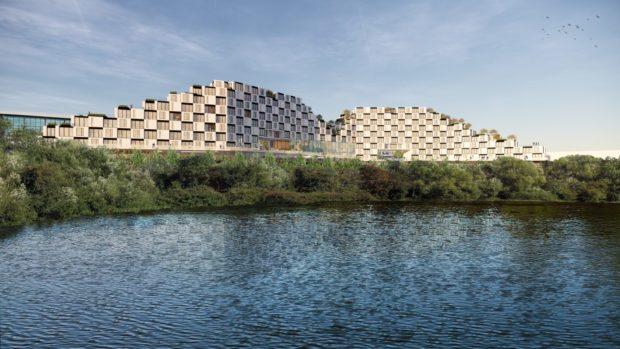 Cartterra's vision for Rubislaw Quarry