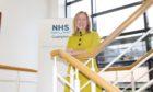 Professor Caroline Hiscox took up the NHS Grampian chief executive role on Monday.