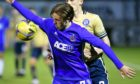 Cove Rangers midfielder Broque Watson.
