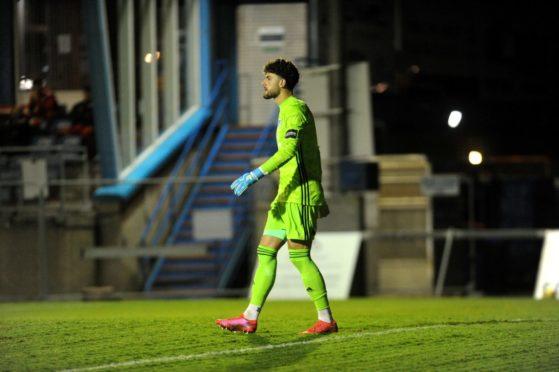 Josh Rae hopes Peterhead can develop a good home record this season