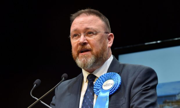 David Duguid MP.