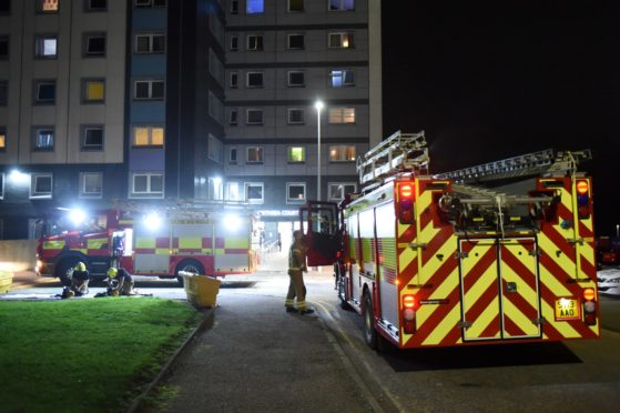 The Scottish Fire and Rescue Service has prepared a report for the council's public protection committee.