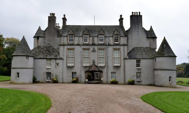 Leith Hall has been identified as a property which could benefit from the paradores scheme.