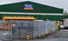 TDC in Aberdeen's Bankhead Industrial Estate, Bucksburn.