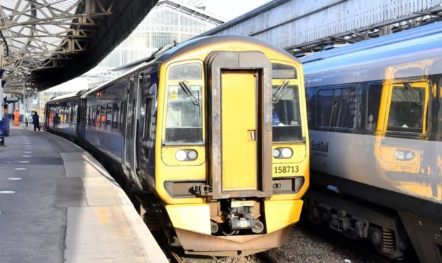 A project to improve journey times between Aberdeen and the Central Belt could be accelerated.