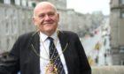 Aberdeen Lord Provost Barney Crockett