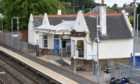 Laurencekirk Station is one of the buildings at risk success stories in the north-east.