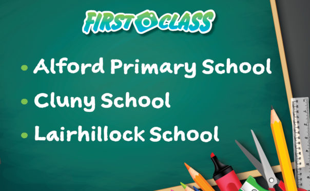 First Class 2020: All the primary one pictures featured on Friday November 20
