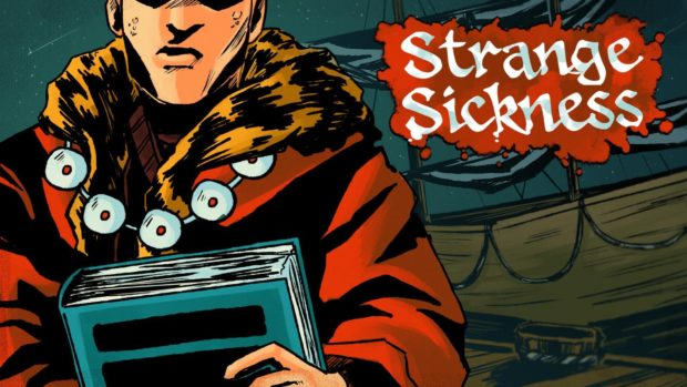 The title of the proposed game is Strange Sickness.