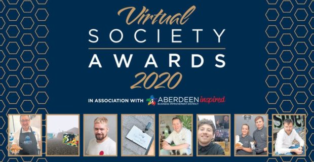 To go with story by Danica Ollerova. Virtual Society Awards winners Picture shows; Virtual Society Awards winners. graphic. Supplied by Dc Thomson Date; Unknown