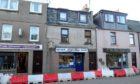 The JG Ross Bakery in Stonehaven