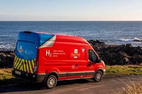 The van will be trialled in Aberdeen over the next year.