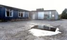 Aberdeen City Council plans to demolish the former Braeside School.