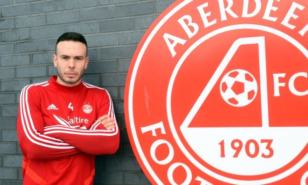 Andy Considine is available to face St Mirren today.