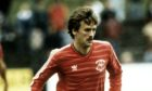 Dougie Bell was a pivotal part of the great Aberdeen team of the 1980s.