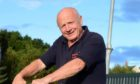 Turriff United committee member Web Duncan