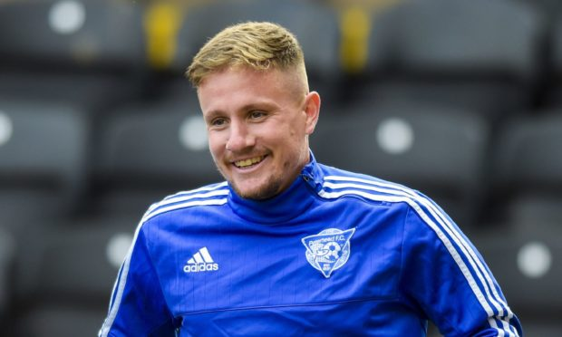 Simon Ferry is staying with Peterhead