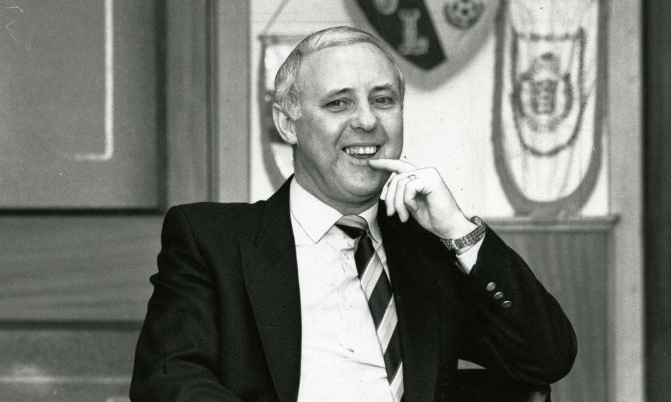 The legendary Jim McLean.