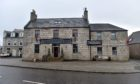 The former Kintore Arms Hotel.