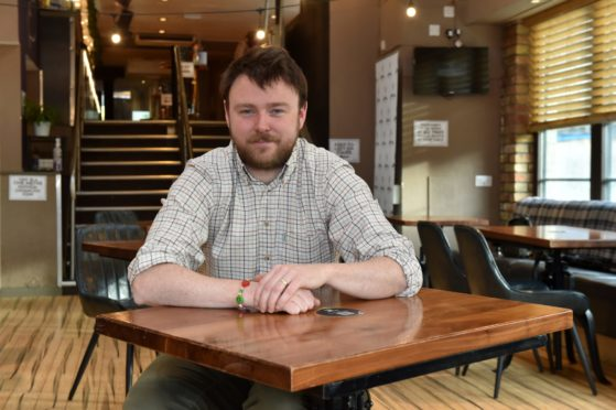 Stuart McPhee, director of the Siberia Bar and Hotel in Aberdeen, has been named Local Licensed Trade Hero of the Year at Dram Scotland's Scottish Pub and Bar Awards.