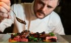 Head chef of Maryculter House, Alan Scott Clarke