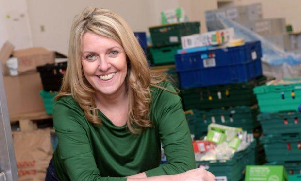 CFINE chief executive Lisa Duthie.