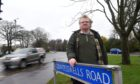 Ian Yuill says speeding has been a problem for many years.
