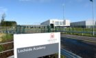 Lochside Academy. Picture by Darrell Benns