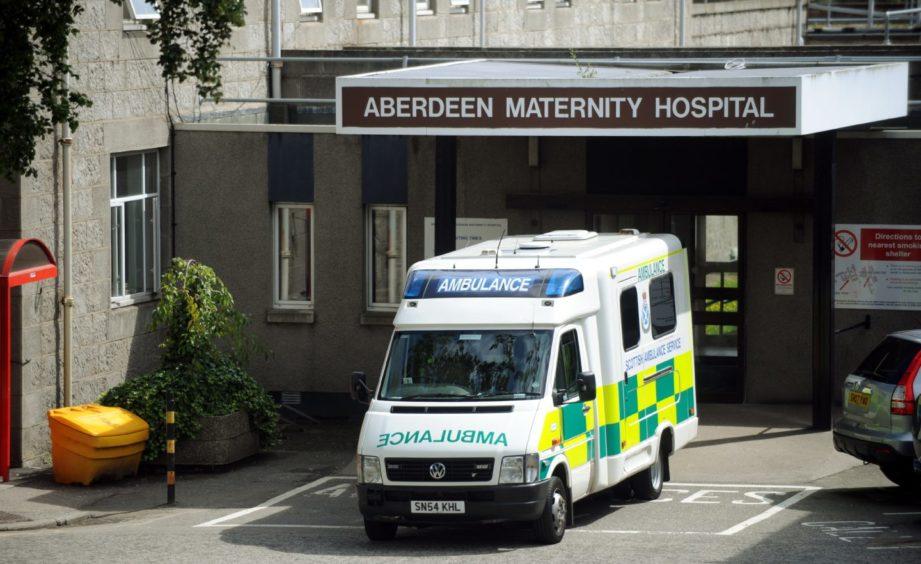 Aberdeen Maternity Hospital.