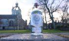 Aberdeen University's new gin