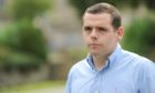 Scottish Conservative Party leader Douglas Ross.