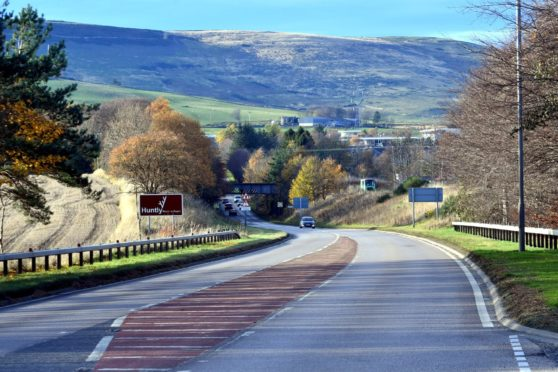 Transport Scotland has published its preferred route for the dualling of the A96.