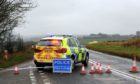 Emergency services were called out to the crash around 8.50am. Picture by Chris Sumner